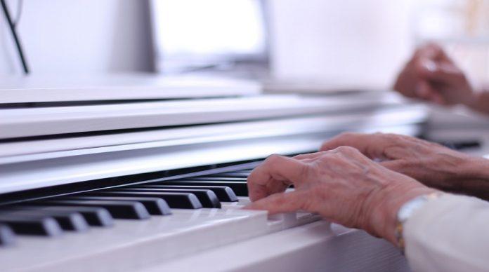 Alzheimer piano