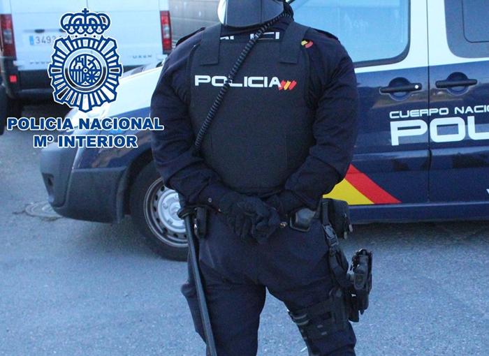 La Policía Nacional desarticula un laboratorio clandestino en Madrid