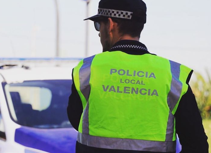 Detenido en Valencia con más de un kilo marihuana en pleno confinamiento por coronavirus