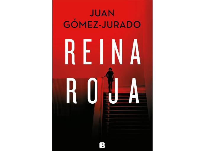 La Reina Roja de Juan Gómez Jurado es uno de los libros más recomendados de Amazon para el Día del Libro.