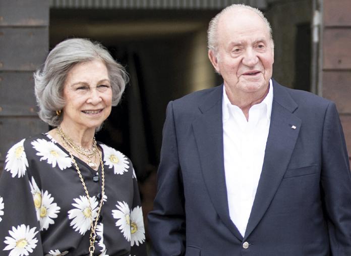 Don Juan Carlos, envuelto en polémica