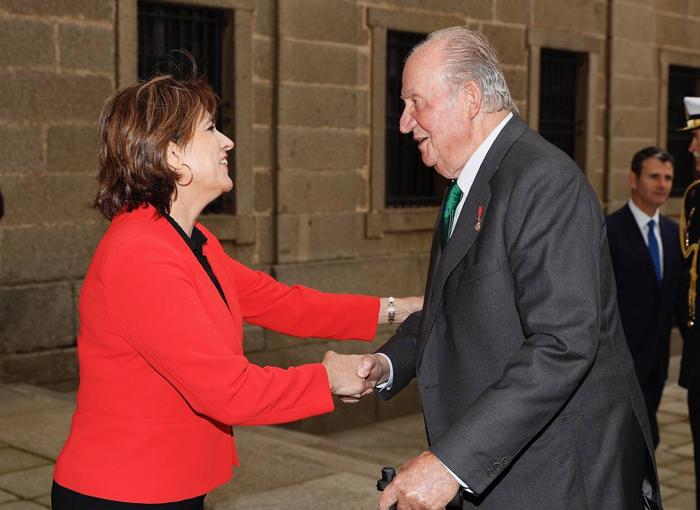 El rey emérito Don Juan Carlos I es investigado por la Fiscalía suiza.