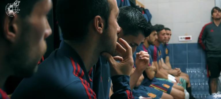 """La Federación de Fútbol pide no dejar de aplaudir """"a la Selección de los mejores"""""""