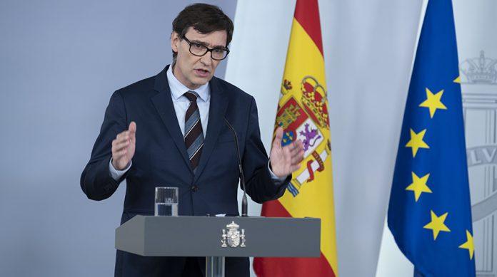 Salvador Illa Gobierno Madrid