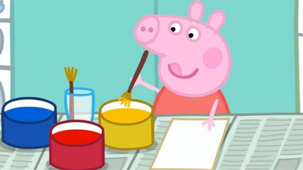 La serie de dibujos animados no promueve valores importantes y positivos para los niños