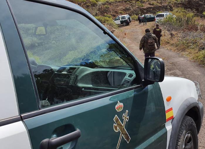 Denunciadas tres personas por montar un circuito de motocross en un coto privado de caza durante el confinamiento