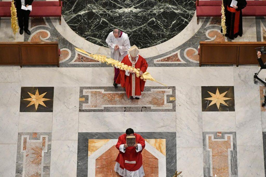 El Papa Francisco ha sido revolucionario desde el mismo día en que se convertía en el sumo Pontífice