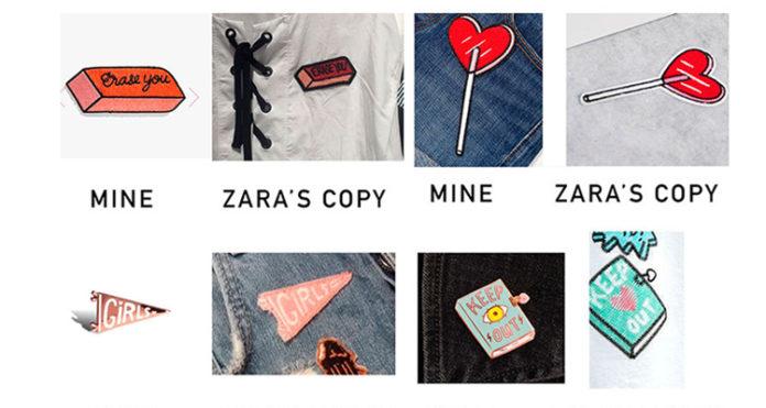 plagios polémicos Zara