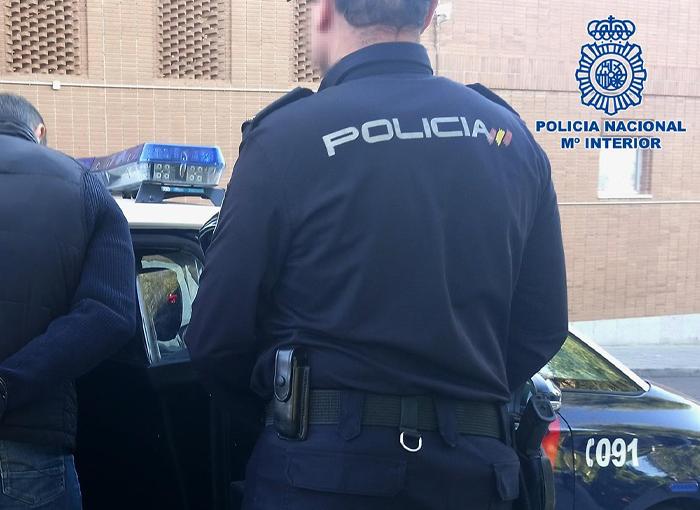 Detenido un grupo criminal autor de 57 robos en Málaga