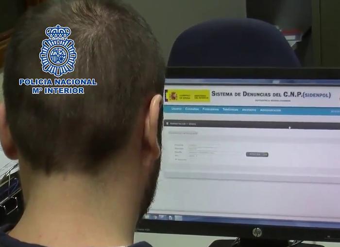 La Policía Nacional alerta de una estafa masiva de mascarillas a empresas