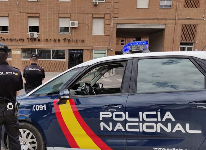 Un maltratador es detenido después de que su pareja le denunciase mediante AlertCops