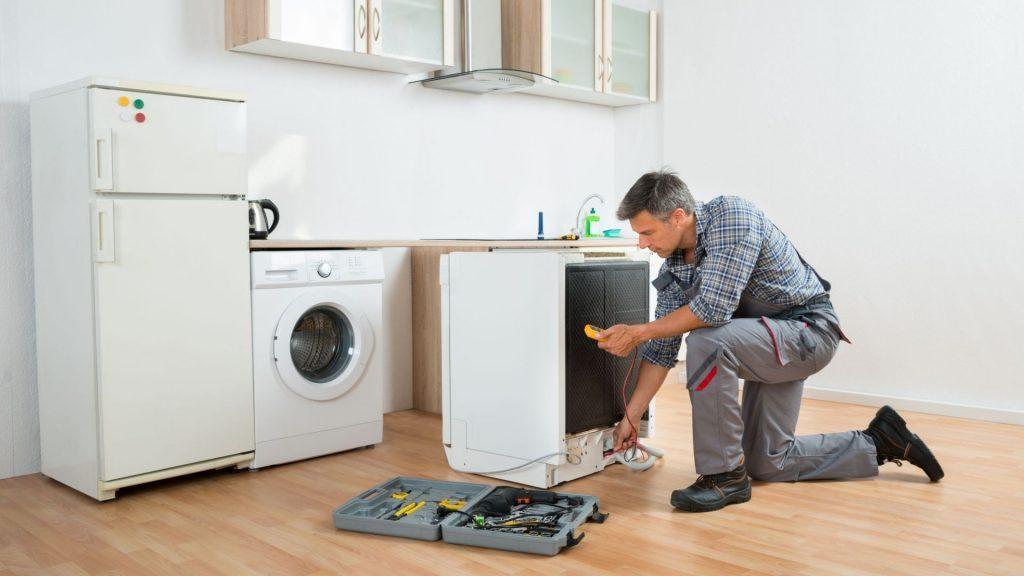 reparar electrodomestico