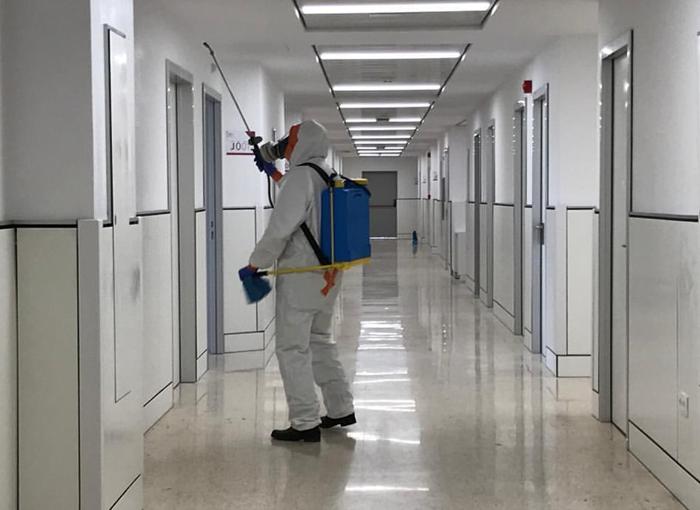 Los TEDAX realizan más de una decena de intervenciones en Logroño por el coronavirus