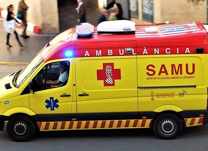 Un hombre se suicida antes de ser detenido por apuñalar a su mujer en un nuevo caso de violencia machista en Almassora