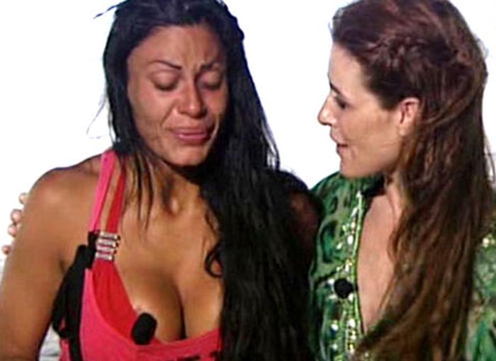 Tatiana Delgado protagonizó el saltó más dramático de Supervivientes.