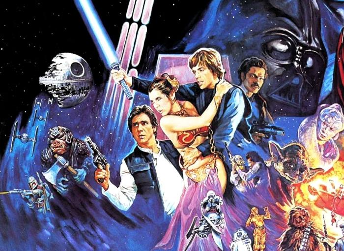 """""""El retorno del Jedi"""" era mucho más oscuro"""