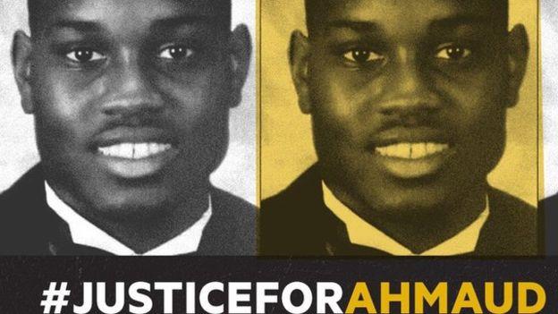 Arrestan a los hombres acusados de matar a Ahmaud Arbery