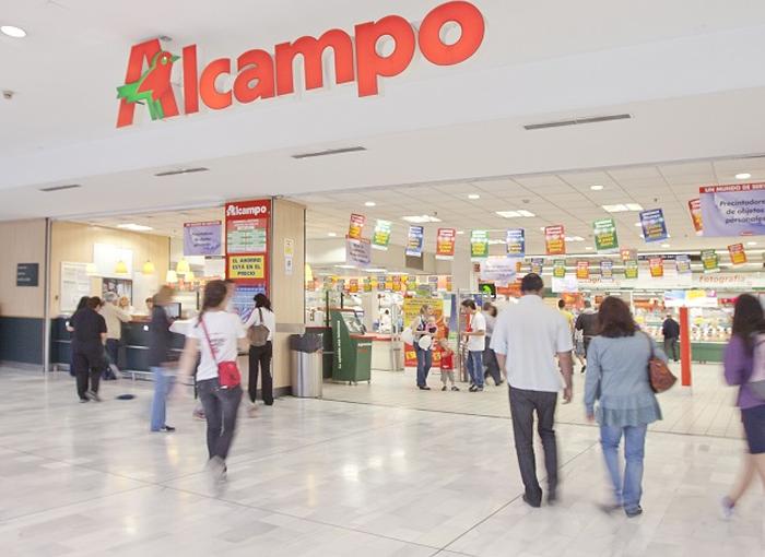 Alcampo, uno de los supermercados más baratos.