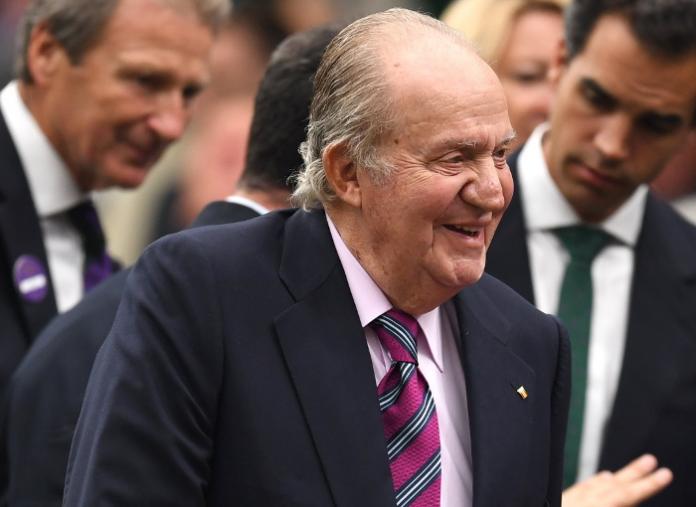 Las amantes de Don Juan Carlos I
