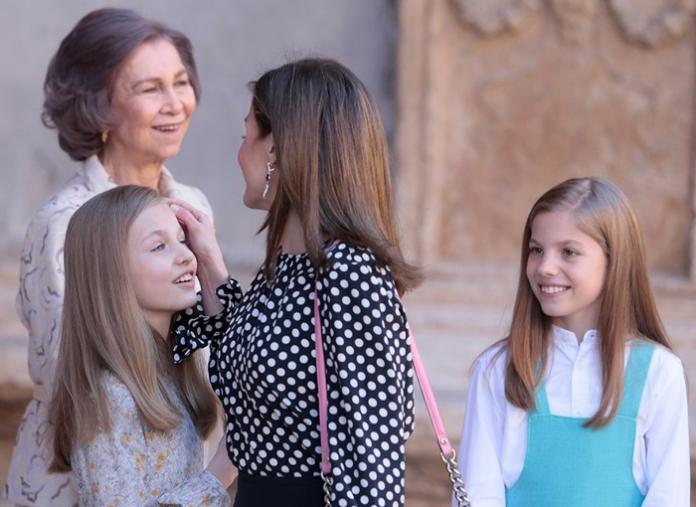 Letizia protagonizó un incidente son Doña Sofía que no sentó nada bien en la Casa Real