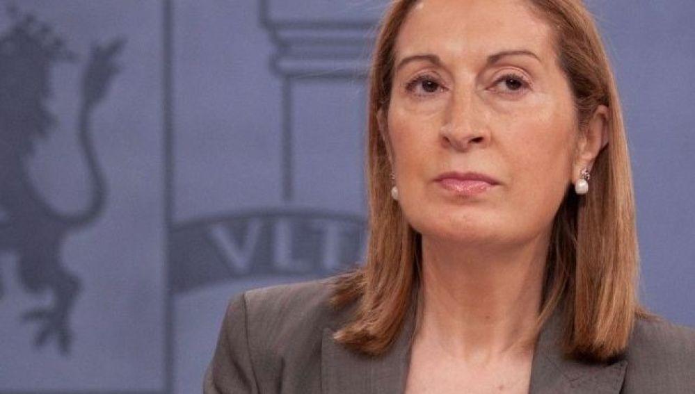 Ana Pastor, valor seguro para Pablo Casado