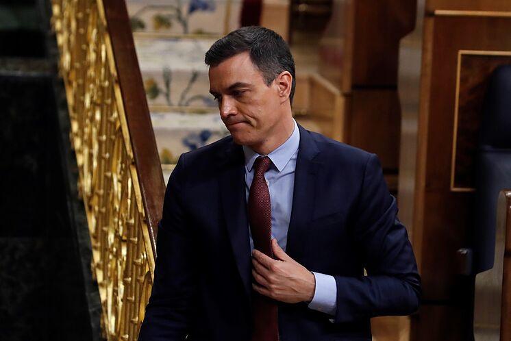 Dónde está Pedro Sánchez? Iglesias aún ocupa el vacío del presidente