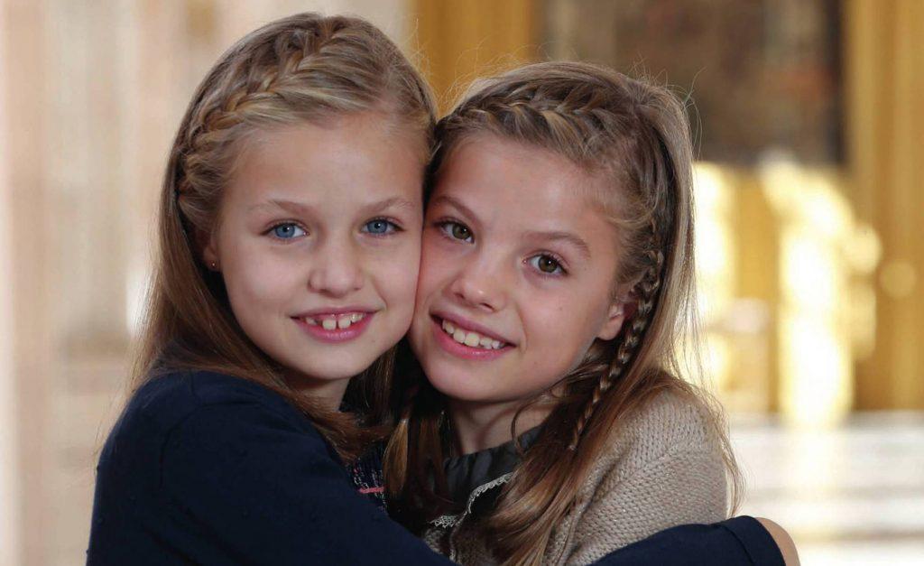 retrato hermanas