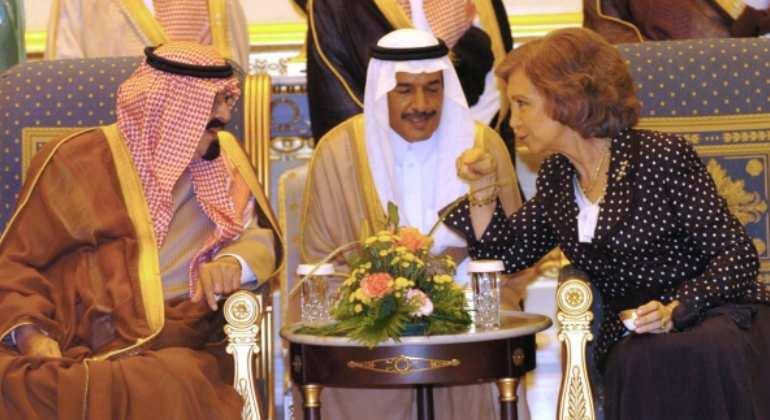 sofia arabia saudi