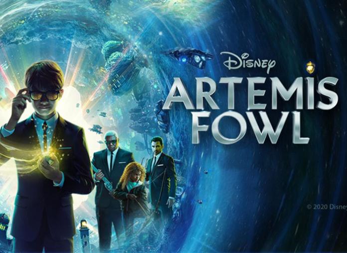 Artemis Fowls uno de los estrenos de cine de Disney+