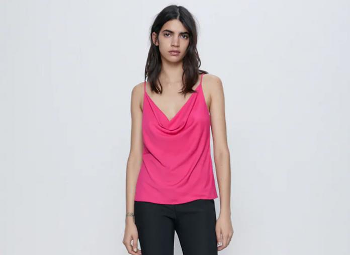 Grandes ofertas en camisetas Zara