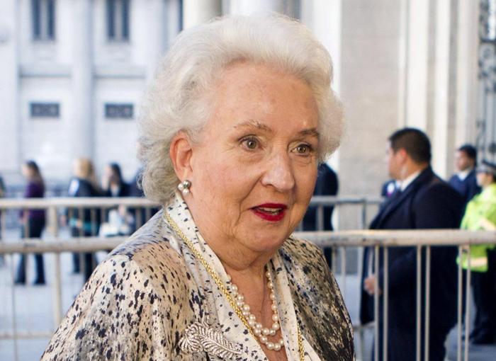 La mala relación de Letizia con Pilar de Borbón.