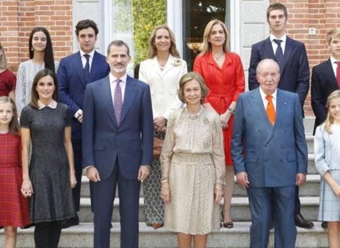 Malas relaciones en la Casa Real
