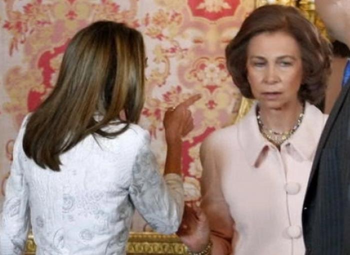 Las broncas de Letizia que la Casa Real quiere ocultar.