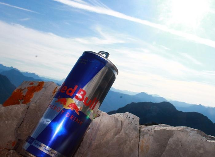 Las bebidas energéticas generan dependencia