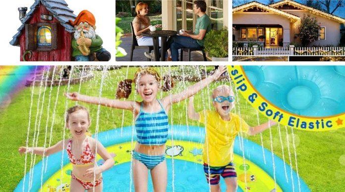 Amazon 9 ofertas de hoy en piscinas, jardinería y decoración