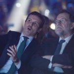Casado estrecha contacto con algunos ministros de Rajoy para esbozar su posible Gobierno