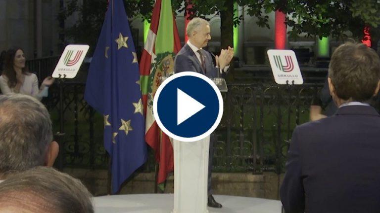 La campaña electoral en Euskadi da el pistoletazo de salida