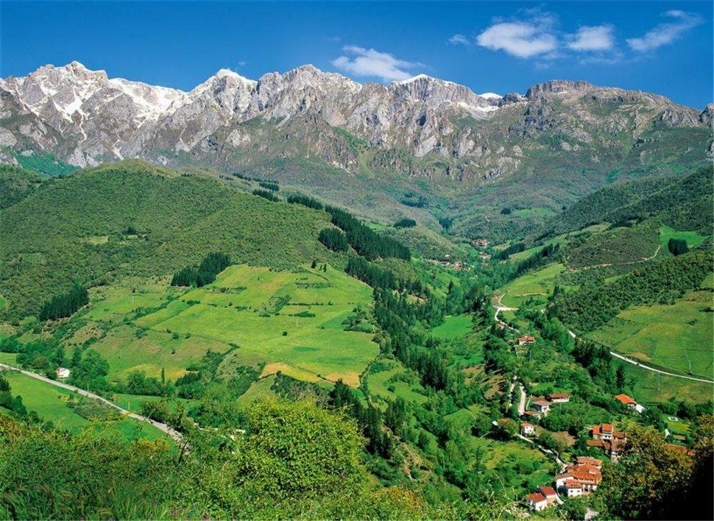 Los Picos de Europa rincones turismo rural