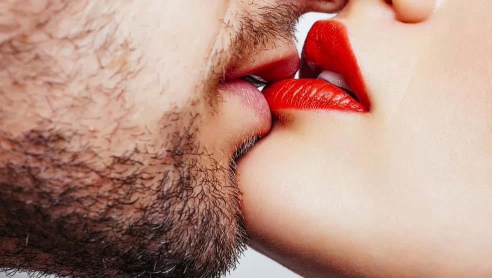 besos intimidad