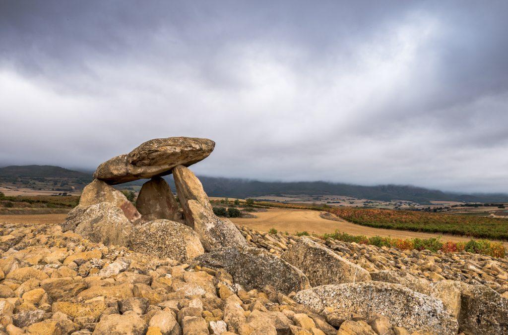 chabola de la hechicera prehistoria
