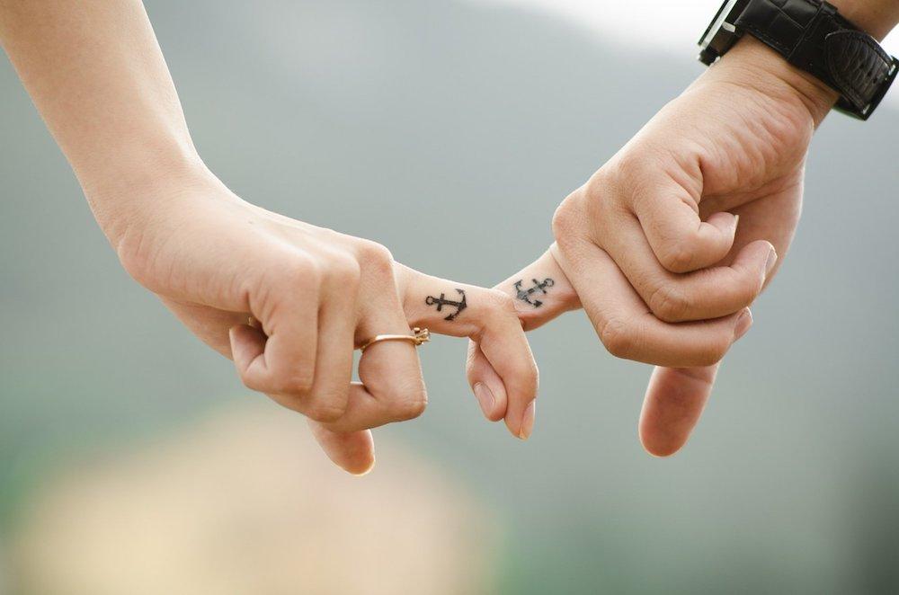 confianza pareja