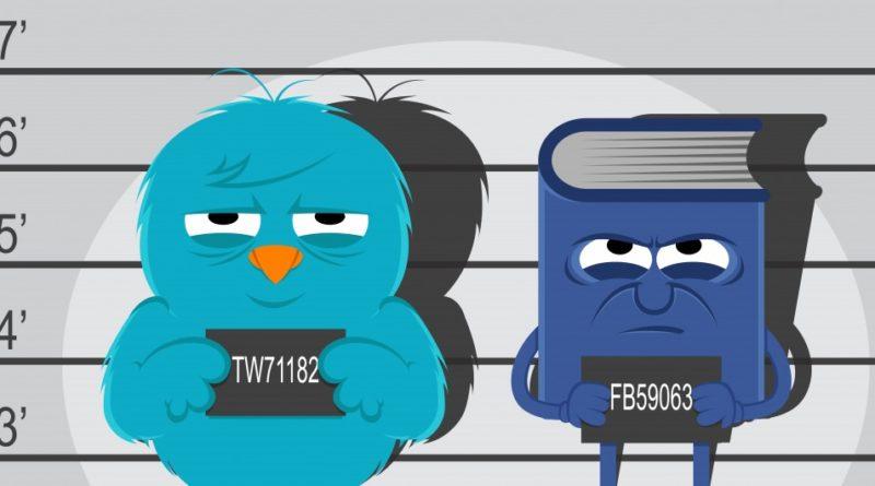 Insultos en las redes sociales