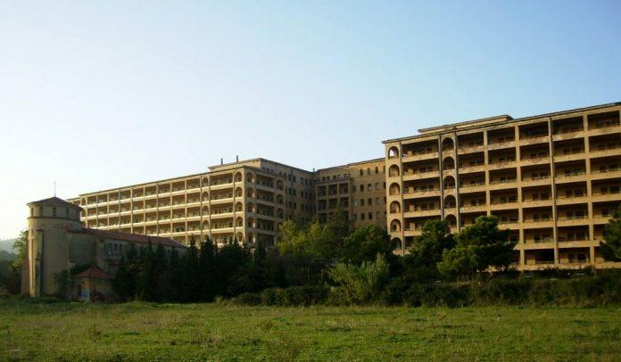 edificios embrujados