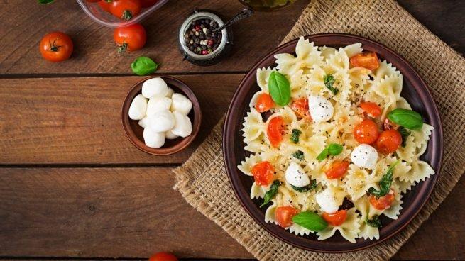platos del verano ensalada caprese