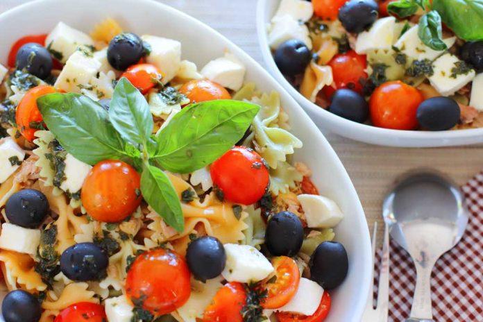 Ensalada de pasta: cinco recetas rápidas, frescas y saludables para este verano