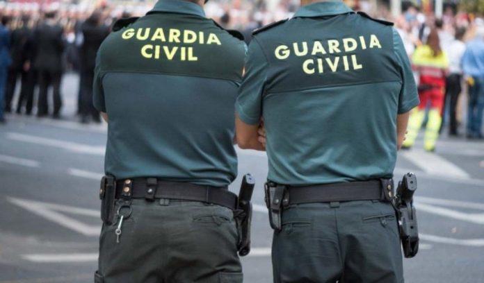 guardia civil peligro