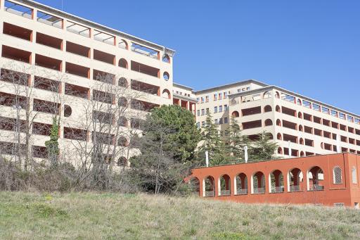 hospital torax edificios embrujados