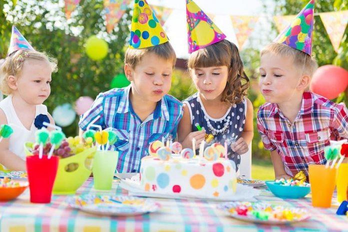 pandemia fiesta infantil