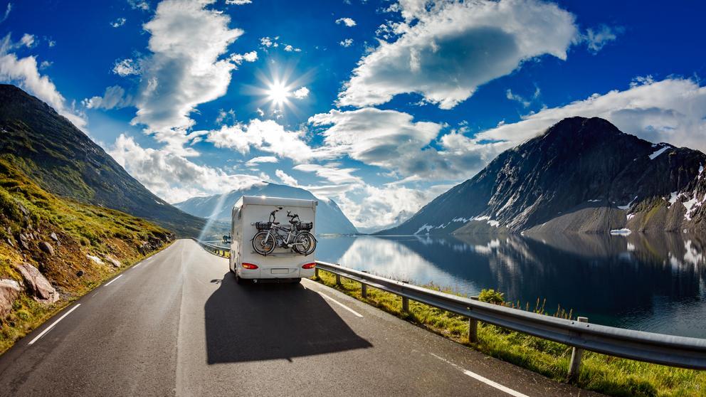 viajar autocaravana