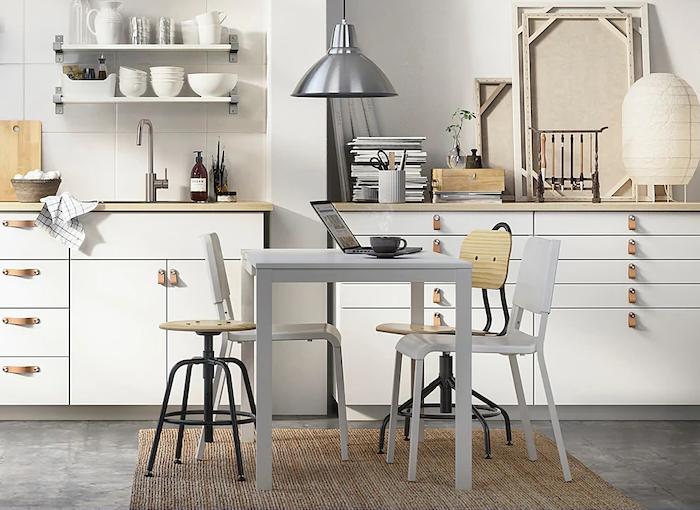 MESA EXTENSIBLE VANGSTA, UNA DE LAS MÁS POPULARES DE IKEA